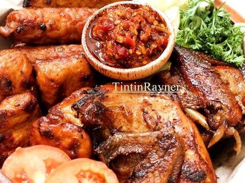 Resep Ayam Bacem Mudah Super Nagihh Nambah Lagi Resep Andalan Oleh Tintin Rayner Resep Resep Ayam Resep Resep Masakan