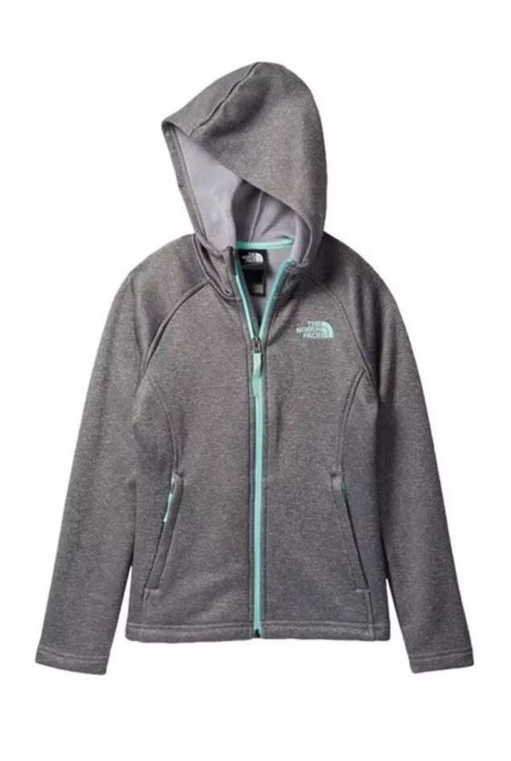 The North Face Girls' Agave Hardface Hooded Jacket Size XS $85 | eBay
