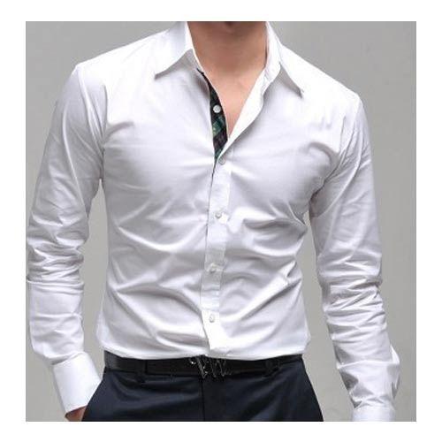 White Formal Shirts For Men Men 39 S Office Wear