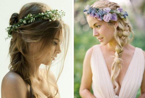 Boho–Chic Wedding
