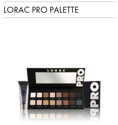 This Lorac Pro Palette is amazing, luv it :) | Makeup | Beauty | Found at Ulta