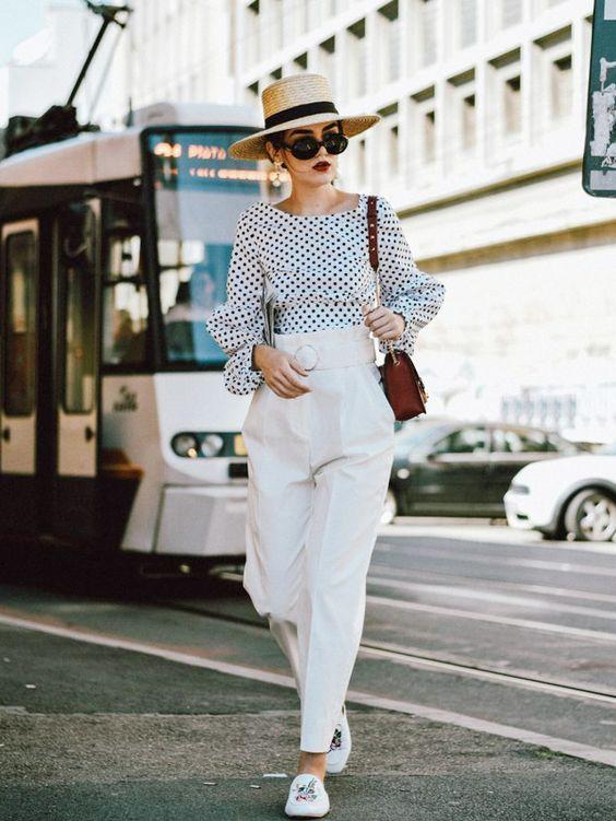 Clochard: 26 inspirações com a calça mais estilosa do momento » Fashion Break