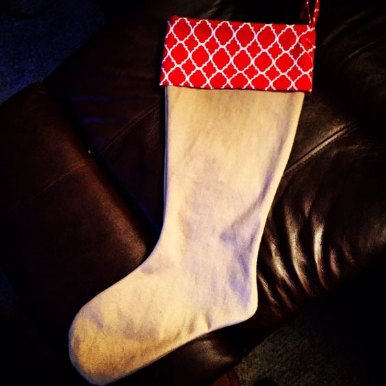 Made our stockings this year :-)