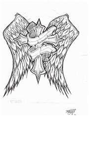 Cross tattoos, Rip mom and Crosses on Pinterest