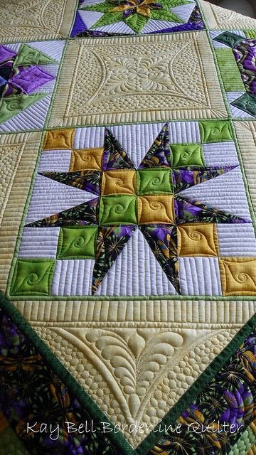 Dragonfly Party , love the design and the quilting. simple yet makes the design P O P!