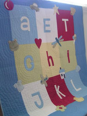 Tea Rose Home: Down Memory Lane --- Quilts pour Christopher ---