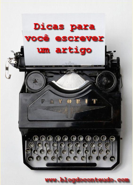 Tem um blog e não sabe como escrever um artigo ? Leia o texto completo e veja que isso não é um bicho de 7 cabeças ! #blog #freela #conteudodequalidade