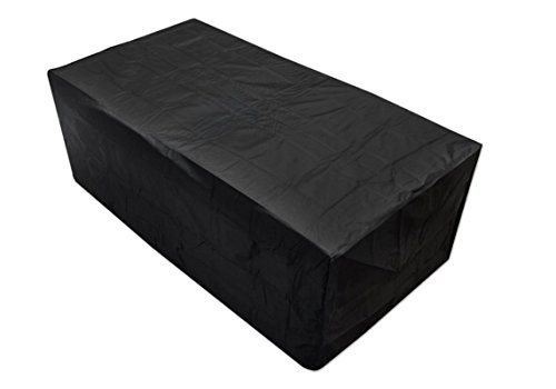 Lexgo 4 6 Seat Rectangular Waterproof Garden Patio Furniture Set Cover. 17 Best images about Garden Furniture Covers on Pinterest   Rattan