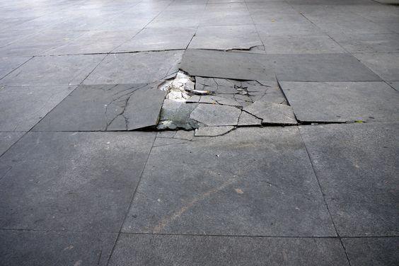 Pátio do MEC - Edifício Gustavo Capanema RJ