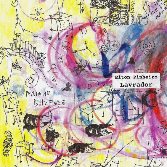 CD Elton Pinheiro - Lavrador