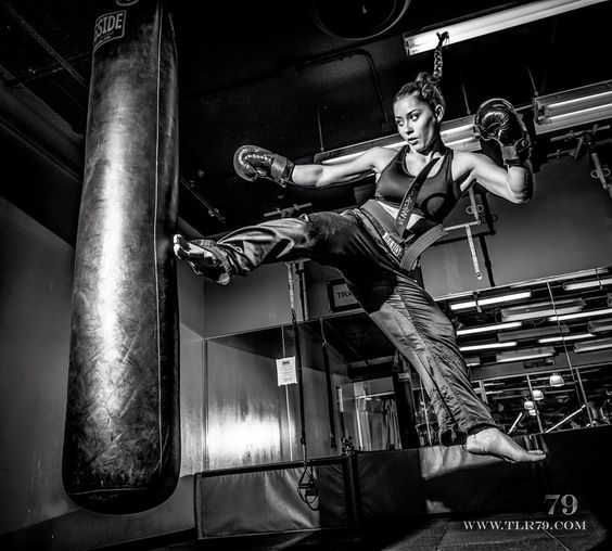 Kickboxing Photoshoot with tlr seven-nine | Kickboxing ...