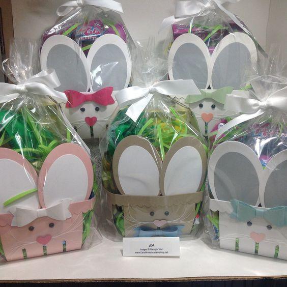 Wednesday, April 1, 2015 Carol's Blog: Bunny Baskets ...