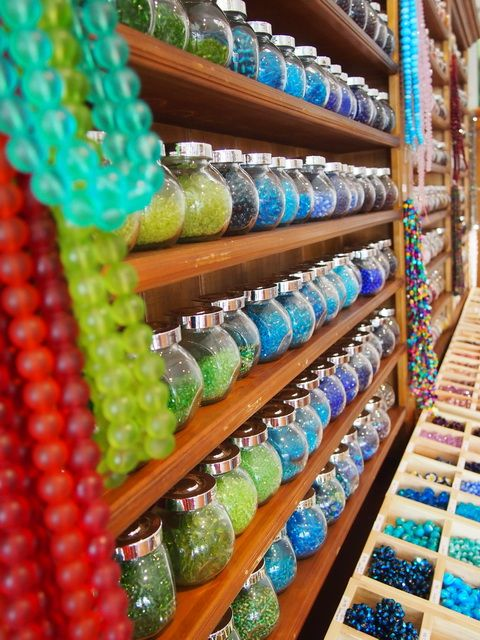 Ladybeads | Unley Gallery, Workspace and Bead shop