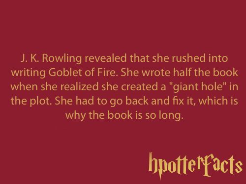 Hpotterfacts In Order Hp Facts Harry Potter Harry Potter Universal Harry Potter Obsession Harry Potter Facts