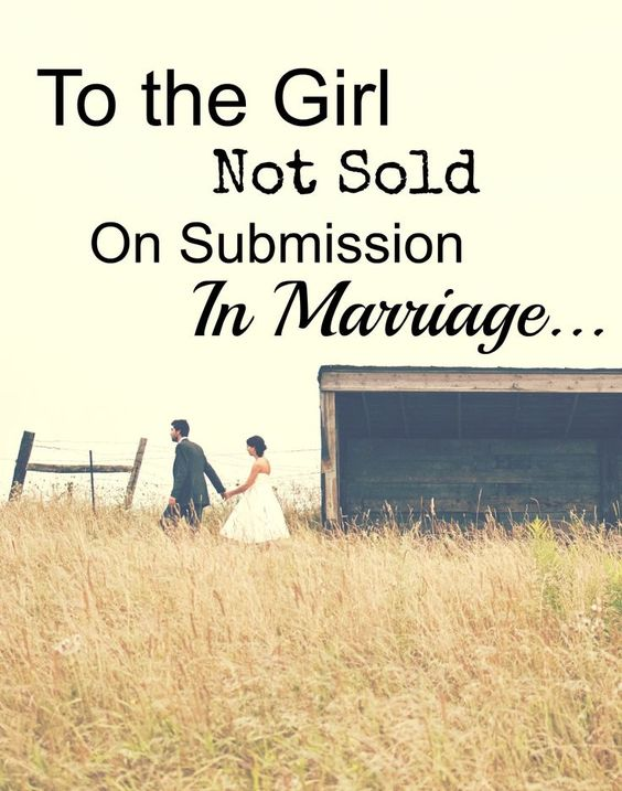 Submission in marriage can be a bit of a touchy subject. I totally get that it might seem like a weird concept, and I understand why you might not be sold on the whole idea, yet. I even understand if you're a little angry at the idea of submitting to your husband. But, submission in marriage can work for ALL marriages if we follow the guidelines that God has given us. If you're not sold yet, click through to read my letter to you.