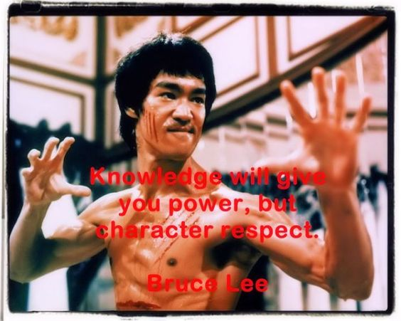 Bruce Lee quotes and wise words