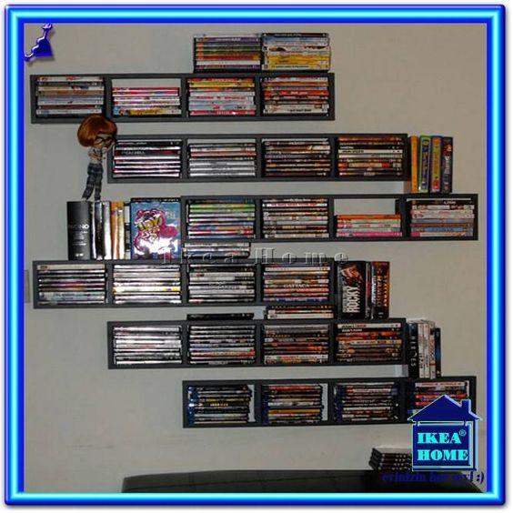 ikea home ikea lerberg cd dvd raf unitesi 2renk ikea home 35061857 storage. Black Bedroom Furniture Sets. Home Design Ideas