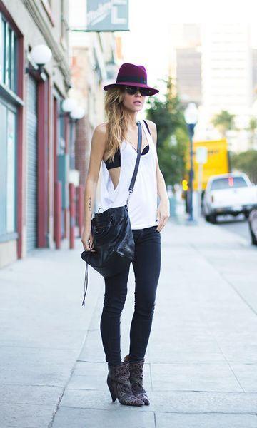 Look: Regata + Skinny: