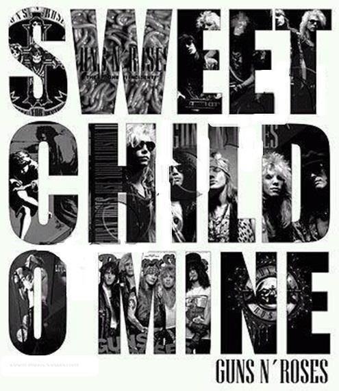 Sweet Child O' Mine, Guns N Roses And Guns On Pinterest