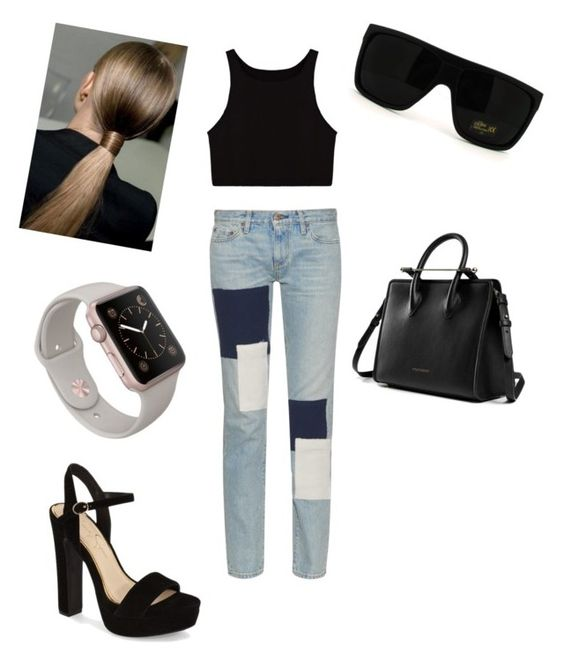 """""""Untitled #222"""" by alli-v ❤ liked on Polyvore featuring Jessica Simpson and Simon Miller"""