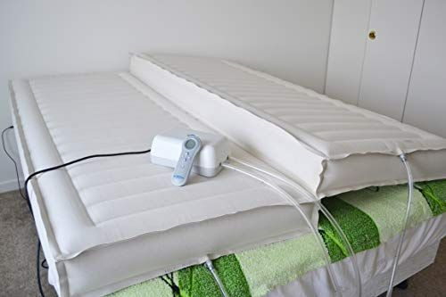 Used Select Comfort Sleep Number 2 Queen Size Air Chamber Dual Hose Bed Pump Remote S 273 Q Dual Sfcs56dr