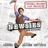Newsies Broadway Cast Recording