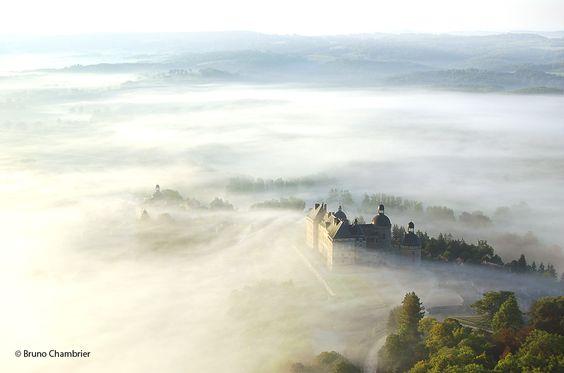 Château de Hautefort - Dordogne
