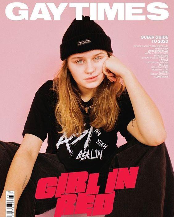 Pin on magazine