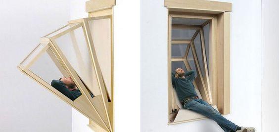 Que tal uma extensão da sua janela para olhar o céu? Essa invenção permite isso!