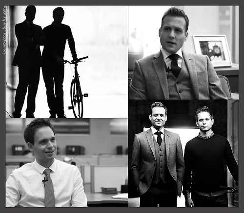 Suits #BehindTheScene