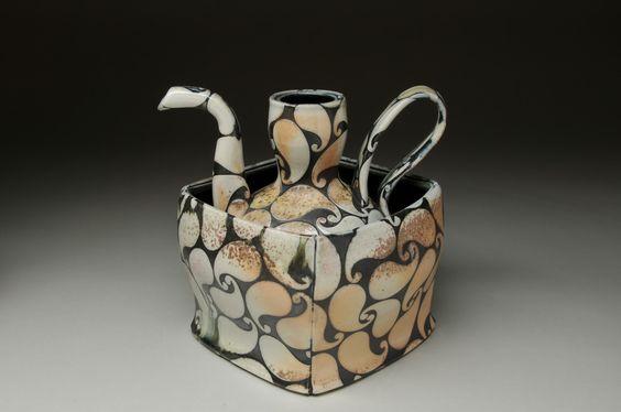 Artcetera Gallery Blog: Teapots: An Invitational - David Bolton Grayslake, IL