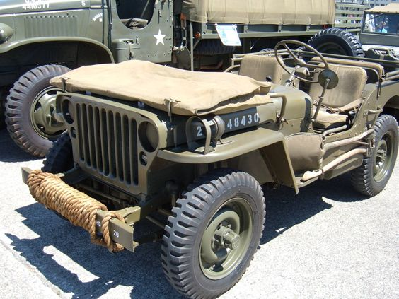 The Legendary Willys Jeep