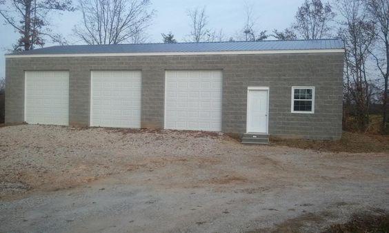 New Cinder Block House Plans 5 Aim Cinder Block House Garage Plans Garage Construction