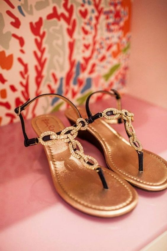 Lilly roman sandals