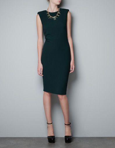 STUDIO DRESS - Dresses - Woman - ZARA United States