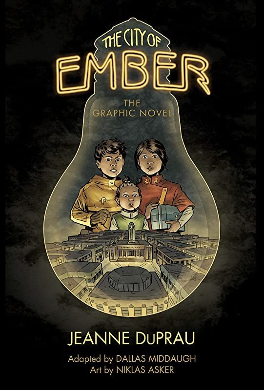 Free The City Of Ember The Graphic Novel Author Dallas Middaugh Jeanne Duprau Et Al Bookworld Litfict Bookstorebingo Goodreads Whattoread Kindle 2020