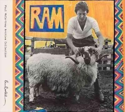 Linda McCartney - RAM