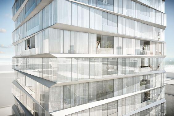Tower 90 raumwerk Gesellschaft für Architektur und Stadtplanung mbH 2016 #highrise #office http://rdt.ac/e1299