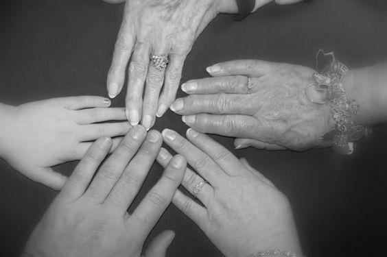 Five   Generation of Hands