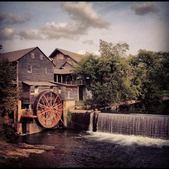 In the mood for some old fashioned southern cooking at The Old Mill Restaurant!