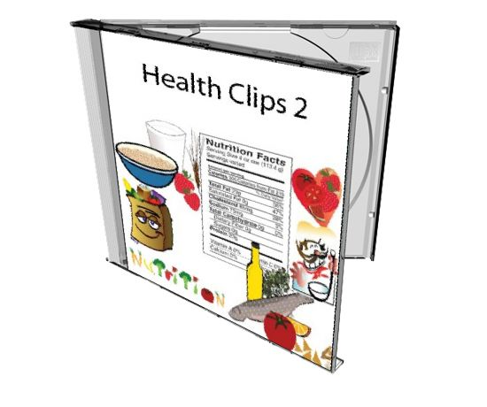 Health Clips 2 Clipart