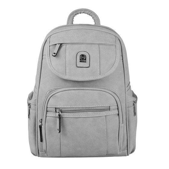 DAMEN RUCKSACK TASCHE Cityrucksack Stadtrucksack Shopper Backpack leder optik