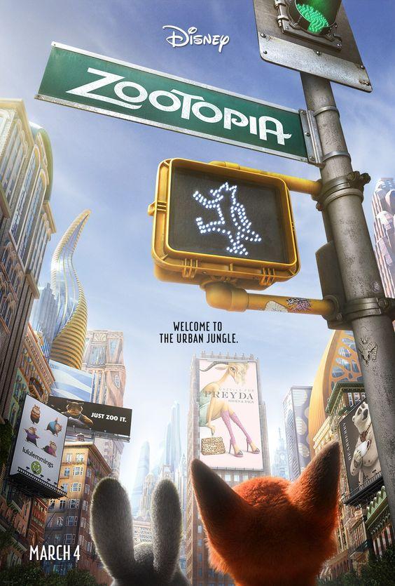 Zootopia Trailer: That Jason Bateman is a Fox, Literally
