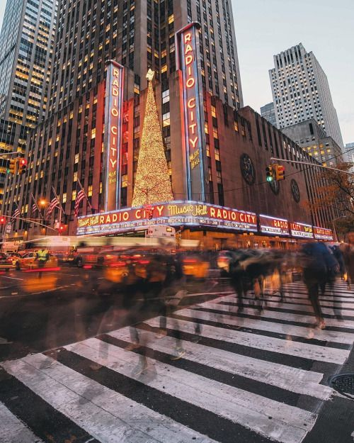 Holidays In New York City By Thewilliamanderson In 2020 New York Travel Holidays In New York City Aesthetic