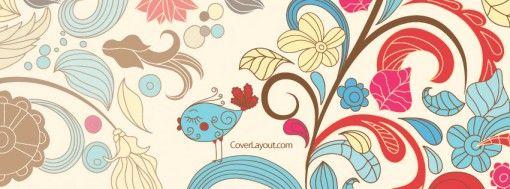 Pretty Bird Facebook Cover