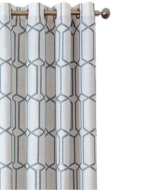 Elrene Kaiden Blackout Linen 52 X 84 Window Panel Reviews