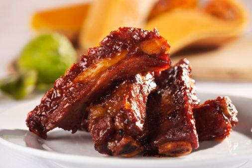 Barbecue Ribs bad-food-the-best-kind