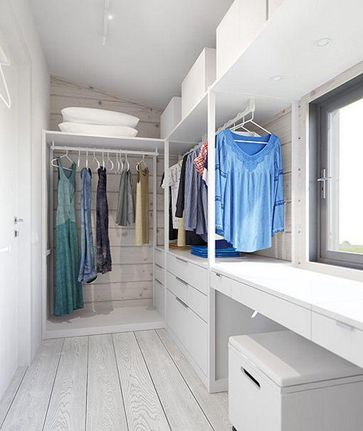 Dormitorio principal con vestidor y cuarto de ba o privado for Dormitorio con bano