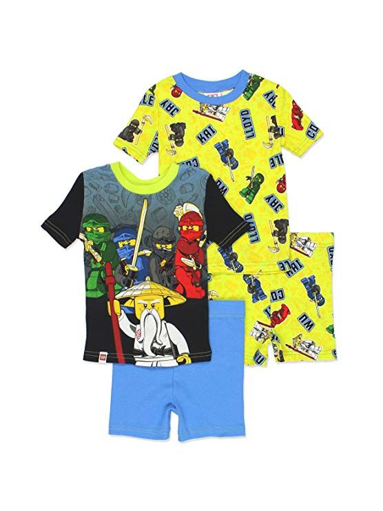 Licensed Boys Disney Finding Nemo Short Pyjamas Pjs Sleepwear Nightwear 4-5 Year