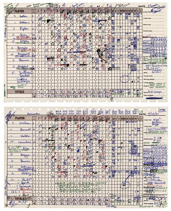 From The Longest Game In Professional Baseball History The